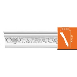 Плинтус с орнаментом Decomaster 95036