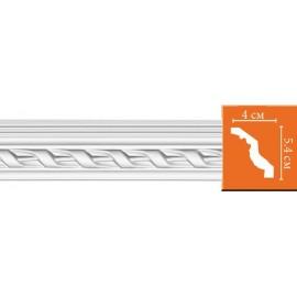 Плинтус с орнаментом Decomaster 95081 гибкий