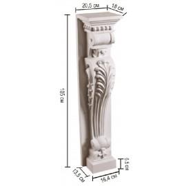 Пьедестал камина Decomaster 68686