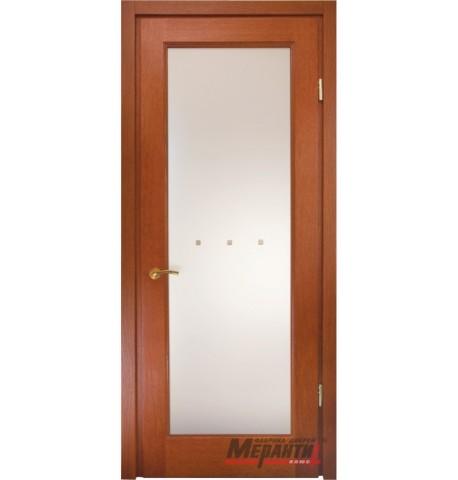 Дверь со стеклом Ена