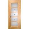 Дверь со стеклом Геометрика