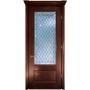 Дверь со стеклом Бриони