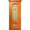 Дверь со стеклом Верона Декорвитраж
