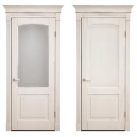 Дверь из массива ВИКТОРИЯ