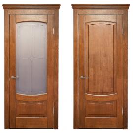 Дверь из массива АЛИНА