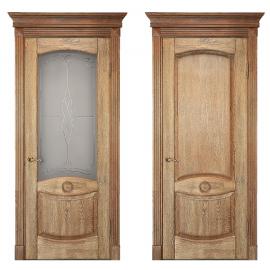 Дверь из массива ОЛЬГА