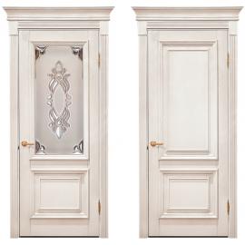 Дверь из массива ЕКАТЕРИНА
