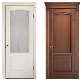 Дверь из массива ИРИНА