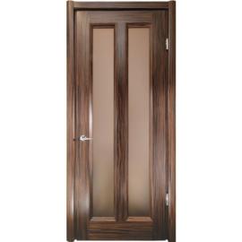 Дверь со стеклом  Лондон