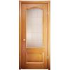 Дверь со стеклом Мадрид-Решетка