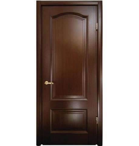 Глухая дверь Мадрид венге