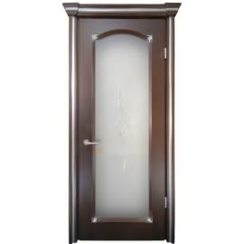 Дверь со стеклом Тоскана