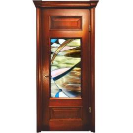 Дверь Премиум Витраж