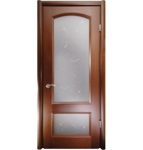 Дверь со стеклом Вена (Классика)