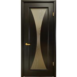 Дверь со стеклом Паола