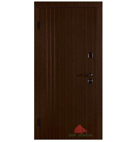 Входная дверь Троя венге 980x2040х85