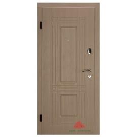 Входная дверь Атлант венге светлый 880x2040х70