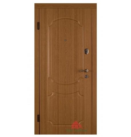 Входная дверь Юнона дуб натуральный  960x2040х70