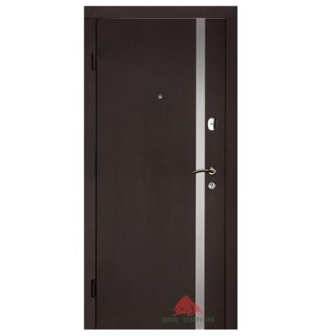 Входная дверь Гермес венге 880x2040х70