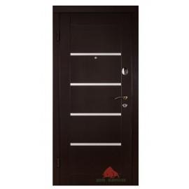 Входная дверь Горизонталь венге 960x2040х70