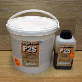 """2-компонентный полиуретановый клей """"Berger P2S"""" (Германия) 10кг."""