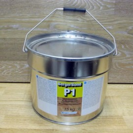 """1-компонентный полиуретановый клей """"BergerBond Р1"""" (Германия) 15кг."""