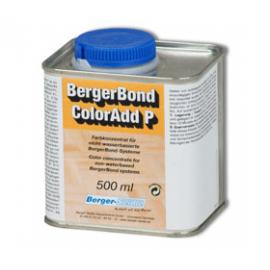 """Цветной концентрат для окраски клеев """"BergerBond Color Add P"""" (Германия) 0,5л."""