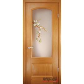 Дверь Меранти Сакура